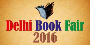 Delhi Book Fair 2016 (Aug. 27 - Sept. 4)