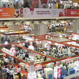 India International Leather Fair Delhi