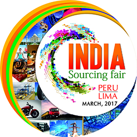 India Sourcing fair, Peru Lima, March 2017