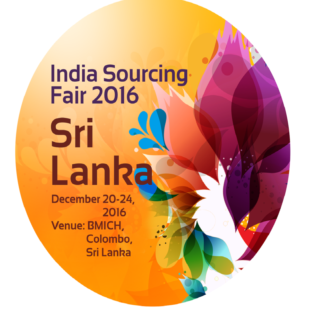 India Sourcing Fair, Colombo, Srilanka