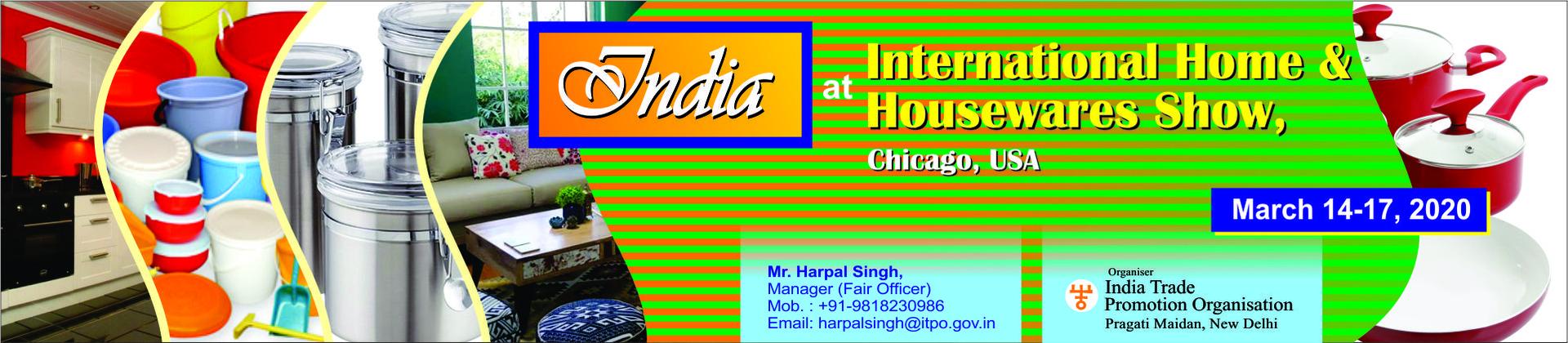 ITPO -India Trade Promotion Organisation (ITPO)